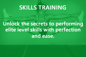 Skills Training page